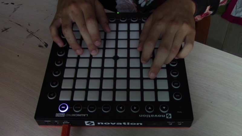 River Flows In You - Launchpad Pro Cover