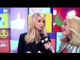 LOBODA – интервью и блиц от Таты для MTV