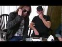 Jose Contreras Araya - Joey Tempest conversando por fono con @UniversoBigBang -