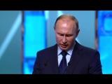 Президент России Путин Владимир Владимирович принял участие в Московском форуме Мегаполис будущего.mp4