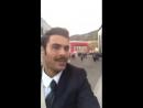 Видео с живого выступления звёзд фильма Величайший шоумен A Christmas Story для канала FOX