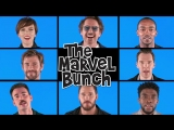 Avengers_ Infinity War Cast Sings The Marvel Bunch