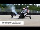 Новая технология сможет спасти мотоциклистов от падения