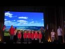 Выступление вокальной группы садика № 11 на IX муниципальном фестивале вокального творчества Птица счастья