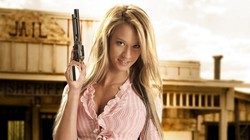 Оружие по американски Семейное оружие_0001_Paige Wyatt