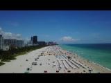 Майами - один из лучших пляжей в мире!