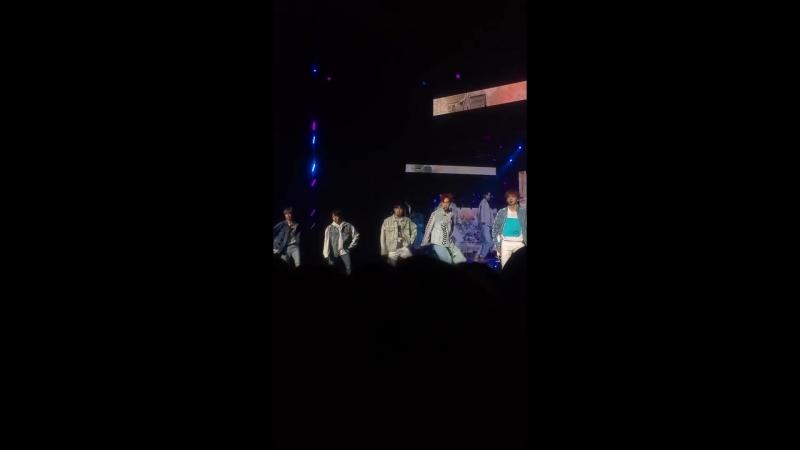 [Fancam] 180203 JBJ - From Today (오늘부터) @ Kim Sanggyun on JBJ's 1st Concert Day 1