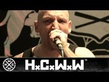 AGGRESSIVE - SPIT BLOOD - HARDCORE WORLDWIDE (OFFICIAL HD VERSION HCWW)
