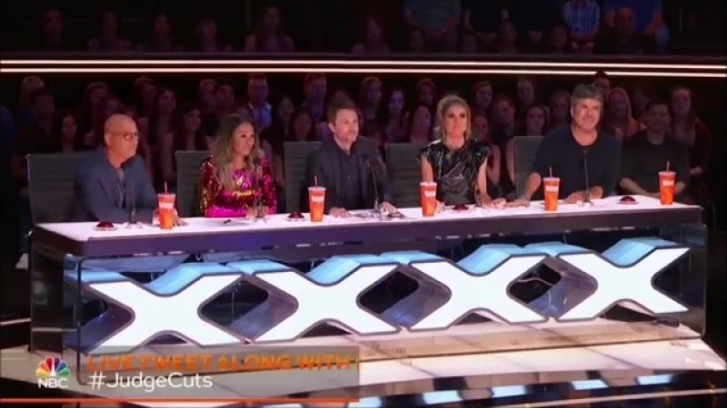 Chris Hardwick Returns To AGT Judge Cuts Despite Recent Controversy _ Americas Got Talent 2018