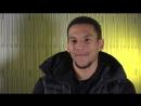 Интервью Айзека Хэйдена в преддверии матча против Манчестер Юнайтед