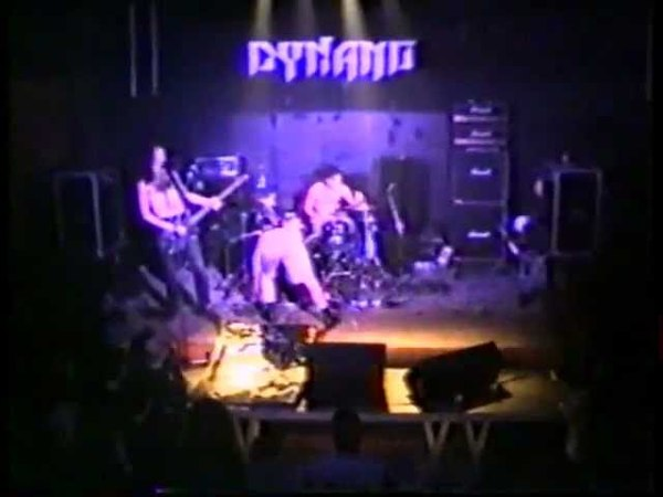 Brutal Truth 1995 - Live at Dynamo 15-04-1995 Deathtube999