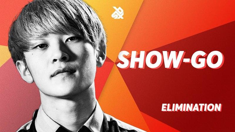 SHOW-GO   Grand Beatbox SHOWCASE Battle 2018   Elimination