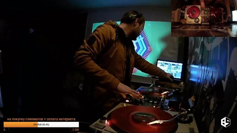 Rizla live @ Bass Shades Videocast 022
