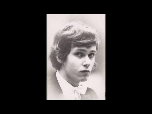 Zoltan Kocsis plays Schubert Liszt Chopin live 1988