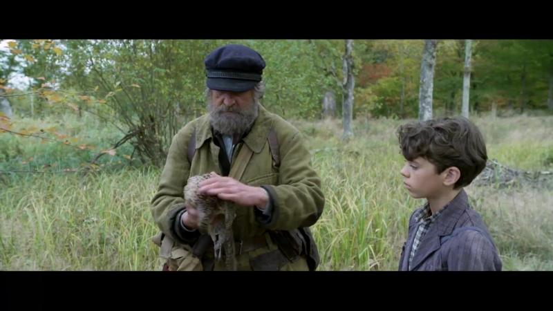Как прогулять школу с пользой L'école buissonnière 2017 трейлер русский язык HD Франсуа Клюзе