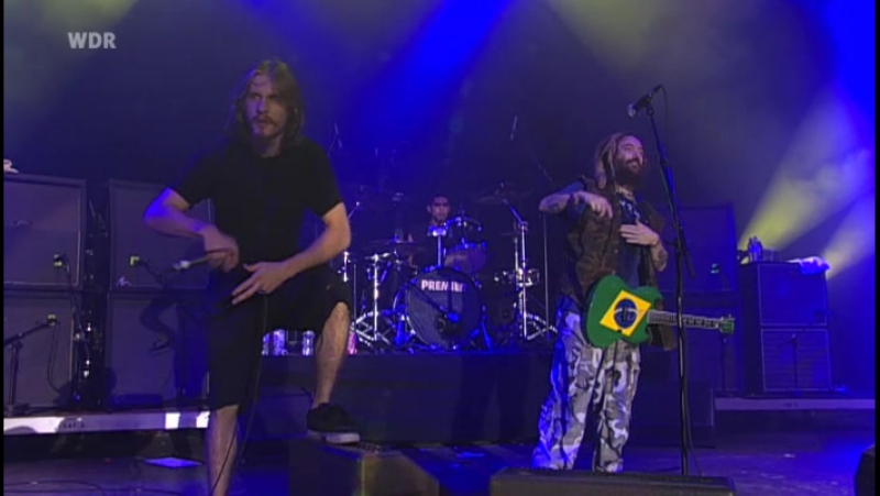 SOULFLY - LIVE AT AREA 4 FESTIVAL. 2008