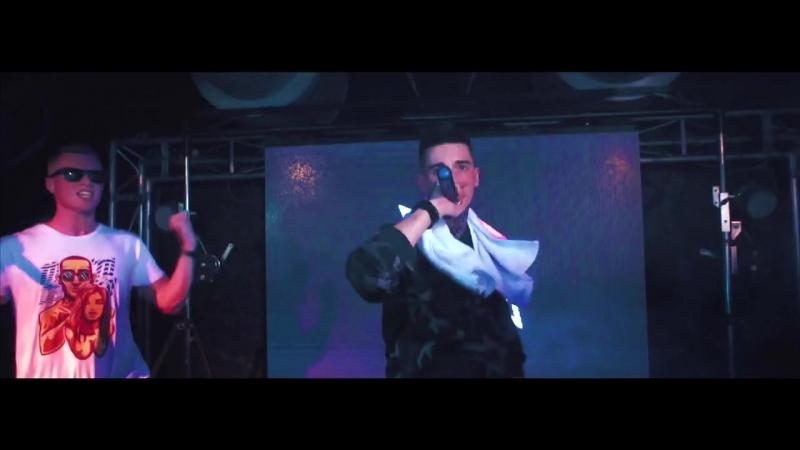 BUMBLE BEEZY - Видеоотчёт с концерта в Перми / 04.11.2017 [Рифмы и Панчи]