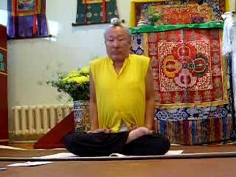 Йога Будды Вайрочаны/Yoga of Budda Vairo chaina