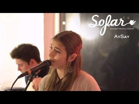 AySay - Et sted langt væk   Sofar Aarhus