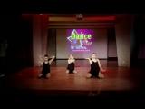 Выступление моих на фестивале DANCE Star  в Москве