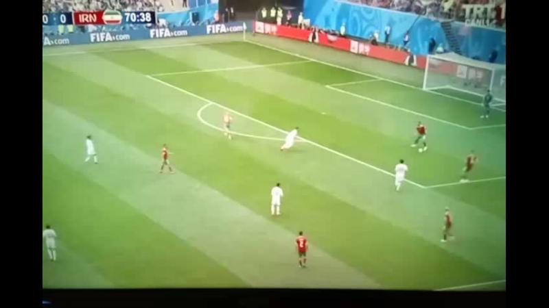 2.Yarı Fas-İran Maçı