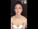 свадебный макияж и моя модель Мариночка