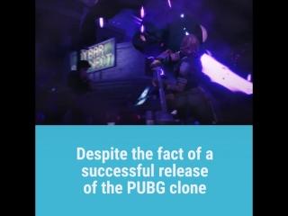 Разработчики PUBG подали в суд на авторов своего главного конкурента — Fortnite