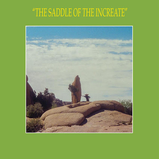 Sun Araw альбом The Saddle of the Increate