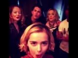 Сабрина - видео со съемок!