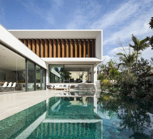 Mediterranean Villa / Paz Gersh Architects