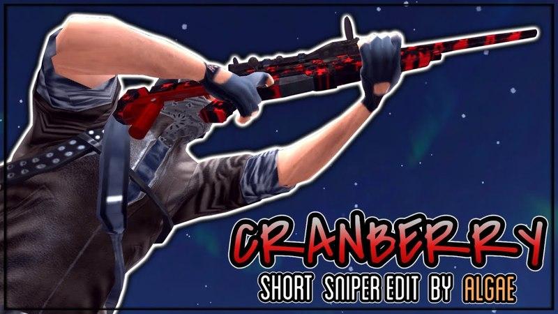 Critical Ops | Sniper Edit Cranberry by Algae
