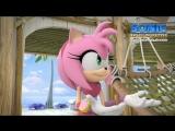Sonic Boom/Соник Бум - 2 сезон - 01 серия - Актёрское мастерство