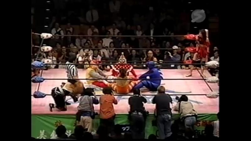 Osaka Pro 11/06/2000 Heart Beat 2000