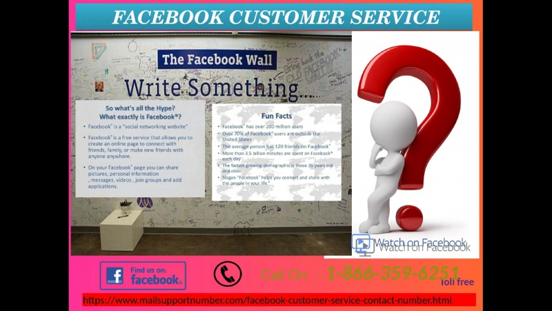 Ring At Facebook Customer Service 1-866-359-6251 Number To Eradicate FB Huddles