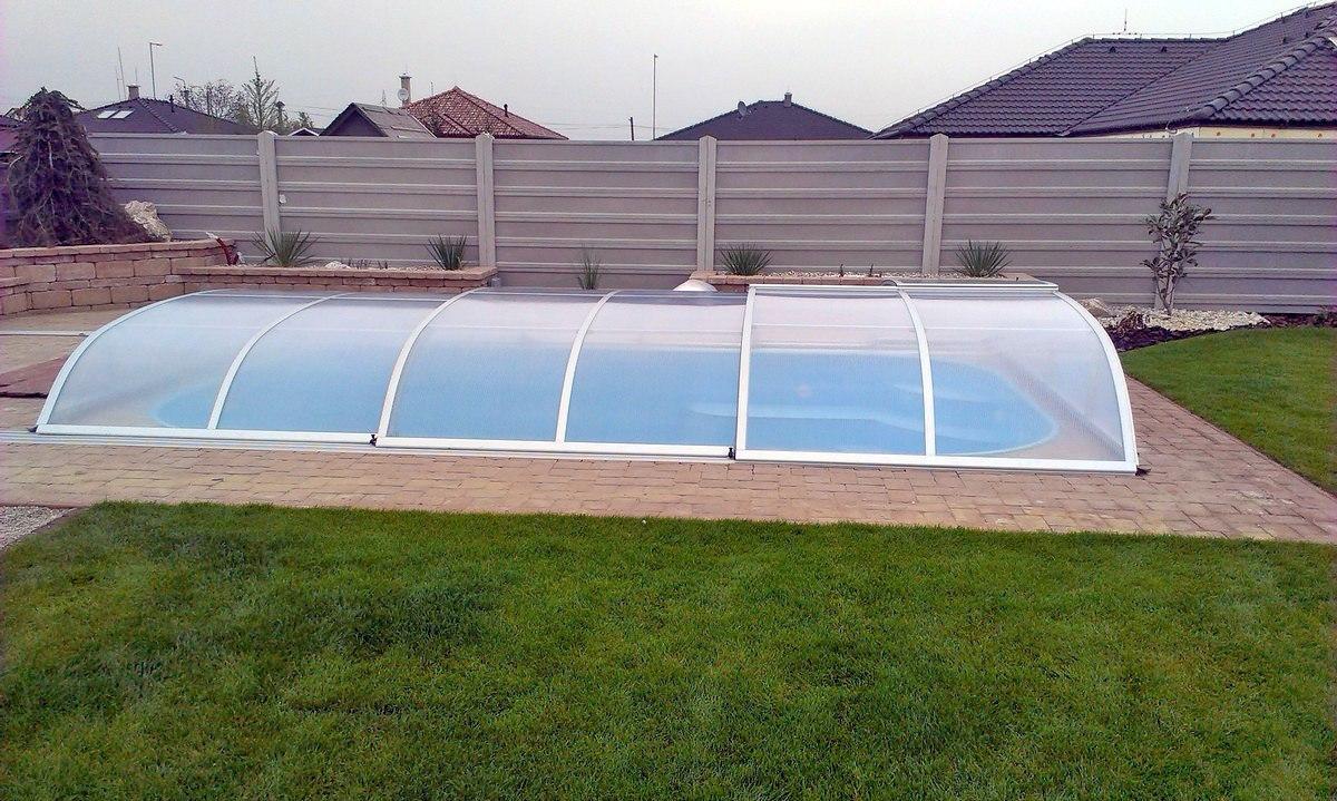 павильон для бассейна в Сочи