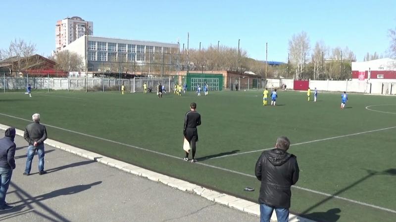 1-0 Динамо - Факел
