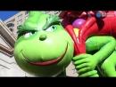 Праздничный парад воздушных шаров в Нью-Йорке