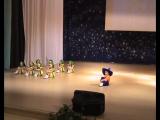 Группа Шпильки танец   Город цветов