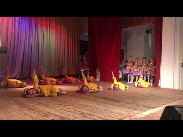 Танец Калыханка 5 7 лет Школа студия Мини леди Могилев