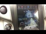 Toyota RAV4 Штатная магнитола в стиле Тесла для Тойота Рав4 30