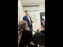 Пятиминутная презентация Сергея Гаглоева