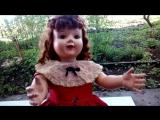 Advance Doll & Toy Company, Advance Winnie The unaided walking & talking doll 1954, 24 inc