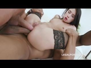 Legalporno – Giorgio Grandi – Nicole Black 4th Lesson 2 Big Dicks, Finally Balls Deep Anal DP Crescendo DAP Good Gapes – She is