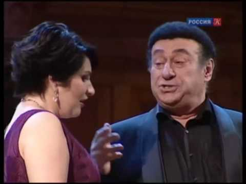Khibla Gerzmava Zurab Sotkilava - Suzel, Buon Dì from L'Amico Fritz by Mascagni