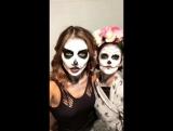 Lissa Bankston on Instagram Stories 28.10.17