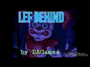 C4D SHOT FNAF LEFT Behind Song by DAGames