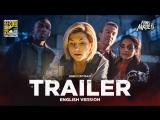 ENG | Трейлер: «Доктор Кто» — 11 сезон / «Doctor Who» — 11 season, 2018 | SDCC18
