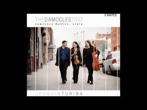 The Damocles Trio - Joaquín Turina (1882-1949) / Piano Trio No. 1, Op. 35