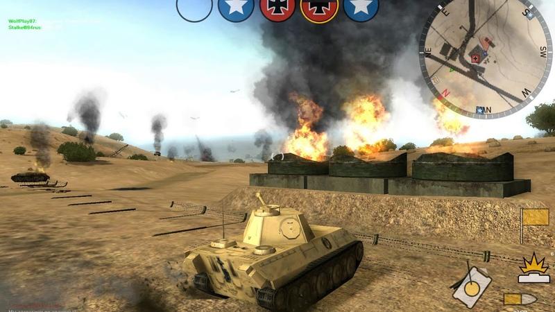 Panzer Elite Action - Dunes of War - Дюны в Огне {HardMode} 18