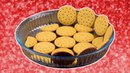 Форму для пирога выкладываем печеньем и поливаем кремом Бесподобно